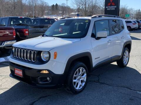 2016 Jeep Renegade for sale at Midstate Auto Group in Auburn MA