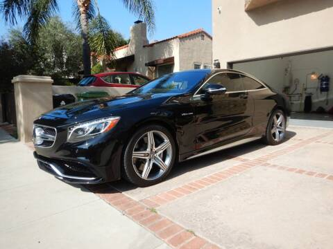 2016 Mercedes-Benz S-Class for sale at California Cadillac & Collectibles in Los Angeles CA