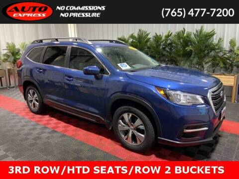 2019 Subaru Ascent for sale at Auto Express in Lafayette IN