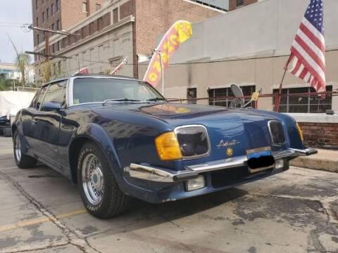 1972 Studebaker Avanti for sale at Classic Car Deals in Cadillac MI