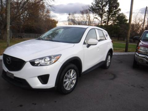2013 Mazda CX-5 for sale at Rob Co Automotive LLC in Springfield TN