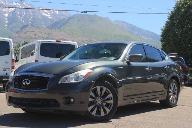 2012 Infiniti M37 for sale at REVOLUTIONARY AUTO in Lindon UT