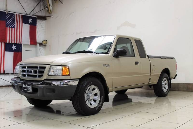 2001 Ford Ranger for sale at ROADSTERS AUTO in Houston TX