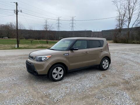 2015 Kia Soul for sale at Tennessee Valley Wholesale Autos LLC in Huntsville AL
