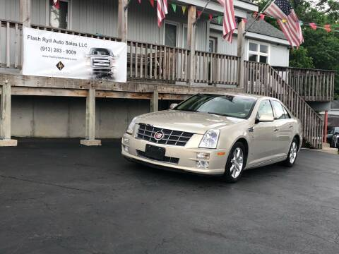 2008 Cadillac STS for sale at Flash Ryd Auto Sales in Kansas City KS
