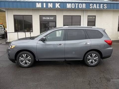 2019 Nissan Pathfinder for sale at MINK MOTOR SALES INC in Galax VA