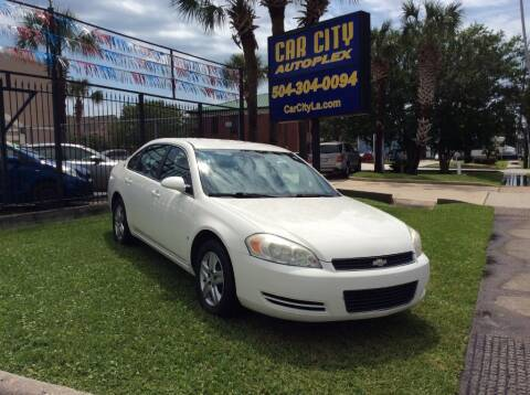 2008 Chevrolet Impala for sale at Car City Autoplex in Metairie LA