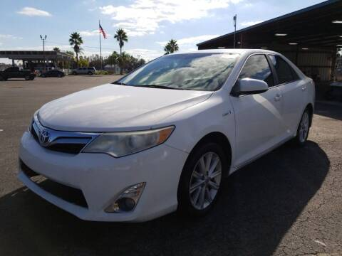 2013 Toyota Camry Hybrid for sale at GP Auto Connection Group in Haines City FL