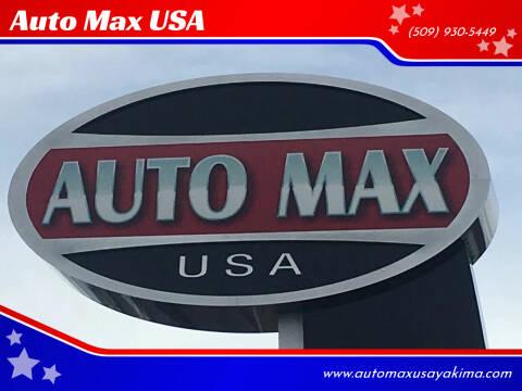 2013 GMC Sierra 3500HD for sale at Auto Max USA in Yakima WA