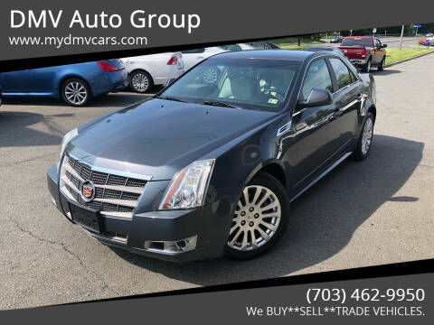 2010 Cadillac CTS for sale at DMV Auto Group in Falls Church VA