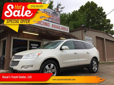 2011 Chevrolet Traverse for sale at Oscar's Truck Center, LLC in Houston TX