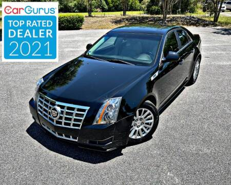 2013 Cadillac CTS for sale at Brothers Auto Sales of Conway in Conway SC