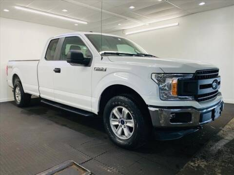 2018 Ford F-150 for sale at Champagne Motor Car Company in Willimantic CT