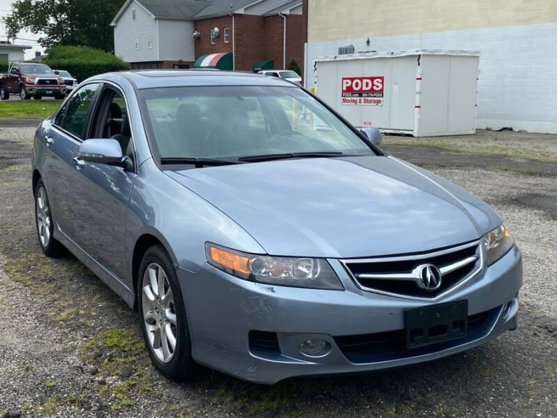 2008 Acura TSX for sale in Bridgeport, CT