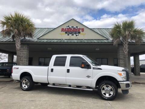 2015 Ford F-250 Super Duty for sale at Rabeaux's Auto Sales in Lafayette LA
