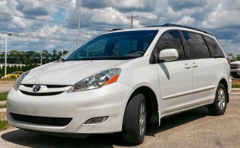 2008 Toyota Sienna for sale at Waukeshas Best Used Cars in Waukesha WI