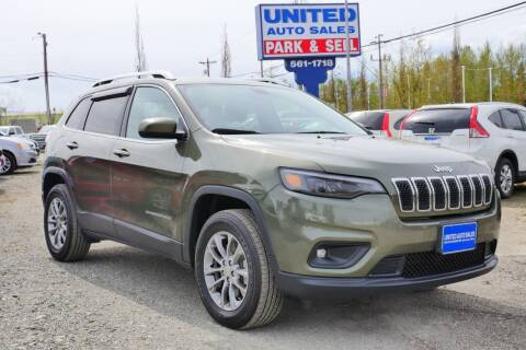 2019 Jeep Cherokee for sale at United Auto Sales in Anchorage AK