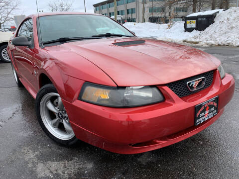 2001 Ford Mustang for sale at JerseyMotorsInc.com in Teterboro NJ