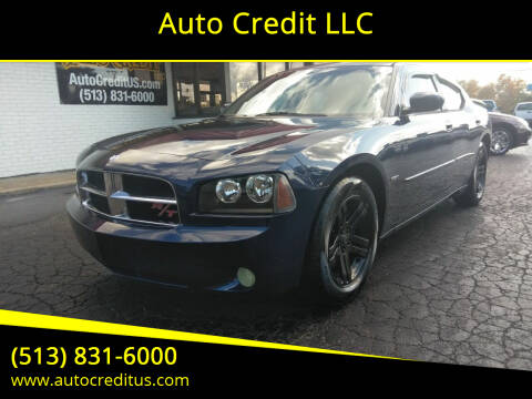 2006 Dodge Charger for sale at Auto Credit LLC in Milford OH