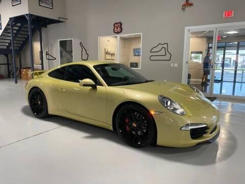 2012 Porsche 911 for sale at Orlando Auto Connect in Orlando FL
