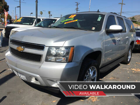2012 Chevrolet Suburban for sale at Auto Max of Ventura in Ventura CA
