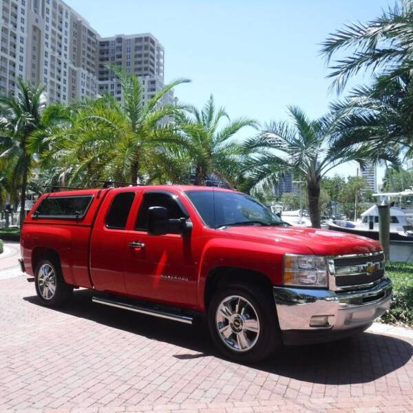 2012 Chevrolet Silverado 1500 for sale at Choice Auto in Fort Lauderdale FL