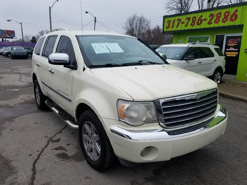 2007 Chrysler Aspen for sale at Empire Auto Group in Indianapolis IN