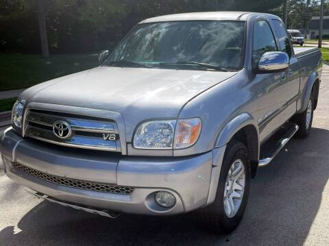 2005 Toyota Tundra for sale at Waukeshas Best Used Cars in Waukesha WI