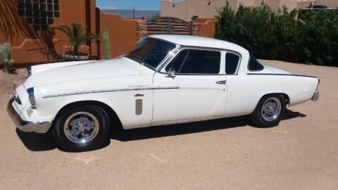1955 Studebaker Commander for sale at Classic Car Deals in Cadillac MI