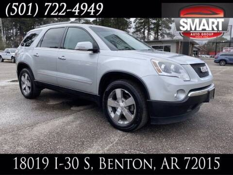 2012 GMC Acadia for sale at Smart Auto Sales of Benton in Benton AR