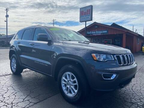 2020 Jeep Grand Cherokee for sale at HUFF AUTO GROUP in Jackson MI