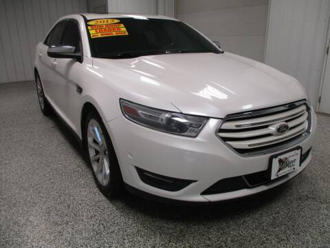 2013 Ford Taurus for sale at LaFleur Auto Sales in North Sioux City SD