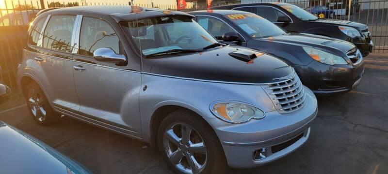 2007 Chrysler PT Cruiser for sale at SAC SELECT AUTO in Sacramento CA