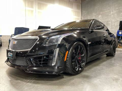 2016 Cadillac CTS-V for sale at Platinum Motors in Portland OR