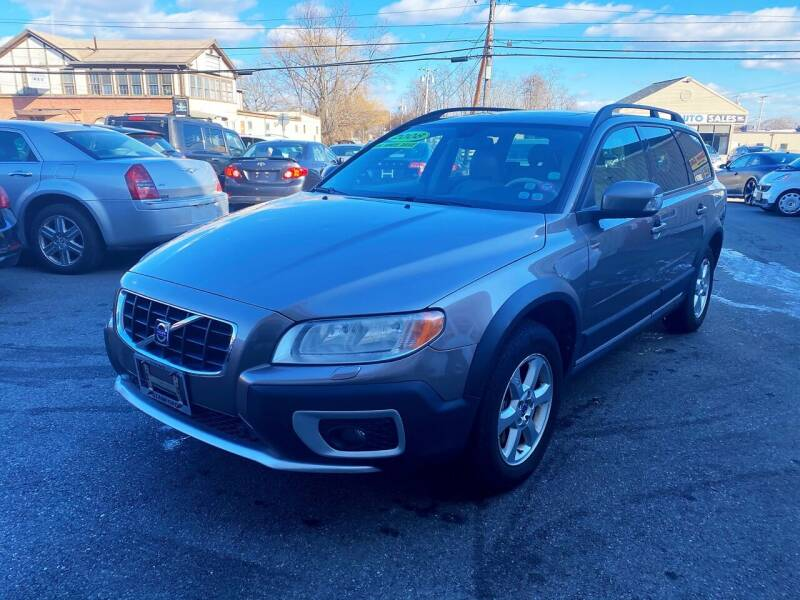 2008 Volvo XC70 for sale at Dijie Auto Sale and Service Co. in Johnston RI