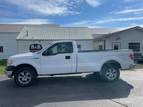 2014 Ford F-150 for sale at B & B Sales 1 in Decorah IA