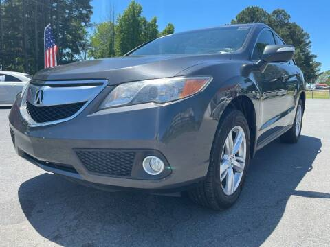 2014 Acura RDX for sale at Airbase Auto Sales in Cabot AR