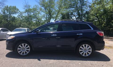 2010 Mazda CX-9 for sale at Top Line Import of Methuen in Methuen MA