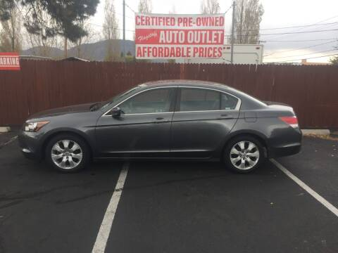 2009 Honda Accord for sale at Flagstaff Auto Outlet in Flagstaff AZ