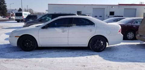 2009 Ford Fusion for sale at Tower Motors in Brainerd MN