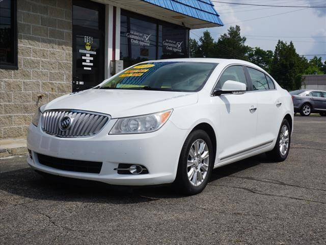 2012 Buick LaCrosse for sale at Royal AutoTec in Springfield MI