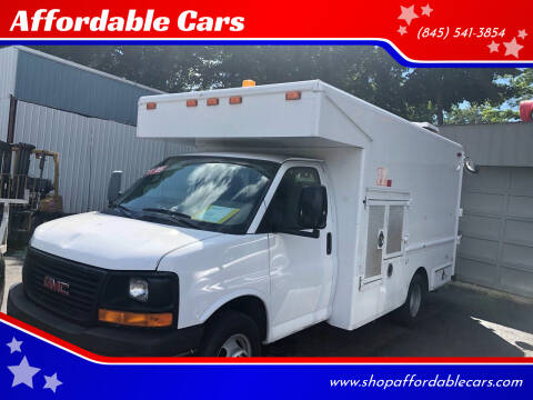 2007 GMC Savana Cutaway for sale at Affordable Cars in Kingston NY