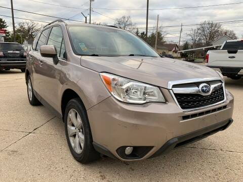 2016 Subaru Forester for sale at Auto Gallery LLC in Burlington WI