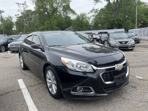 2014 Chevrolet Malibu for sale at SOUTHFIELD QUALITY CARS in Detroit MI