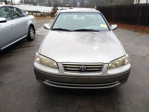 2001 Toyota Camry for sale at Maple Street Auto Sales in Bellingham MA