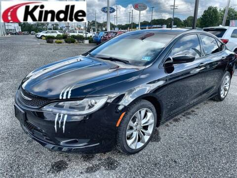 2015 Chrysler 200 for sale at Kindle Auto Plaza in Cape May Court House NJ