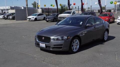 2018 Jaguar XE for sale at Choice Motors in Merced CA