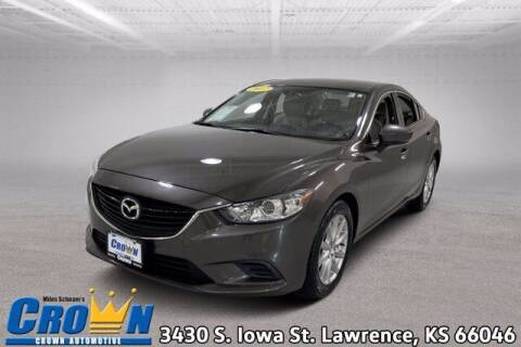 2017 Mazda MAZDA6 for sale at Crown Automotive of Lawrence Kansas in Lawrence KS