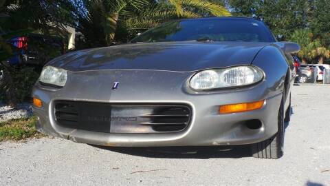 2002 Chevrolet Camaro for sale at Southwest Florida Auto in Fort Myers FL