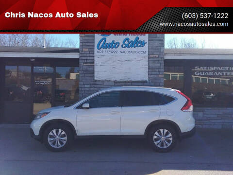 2012 Honda CR-V for sale at Chris Nacos Auto Sales in Derry NH